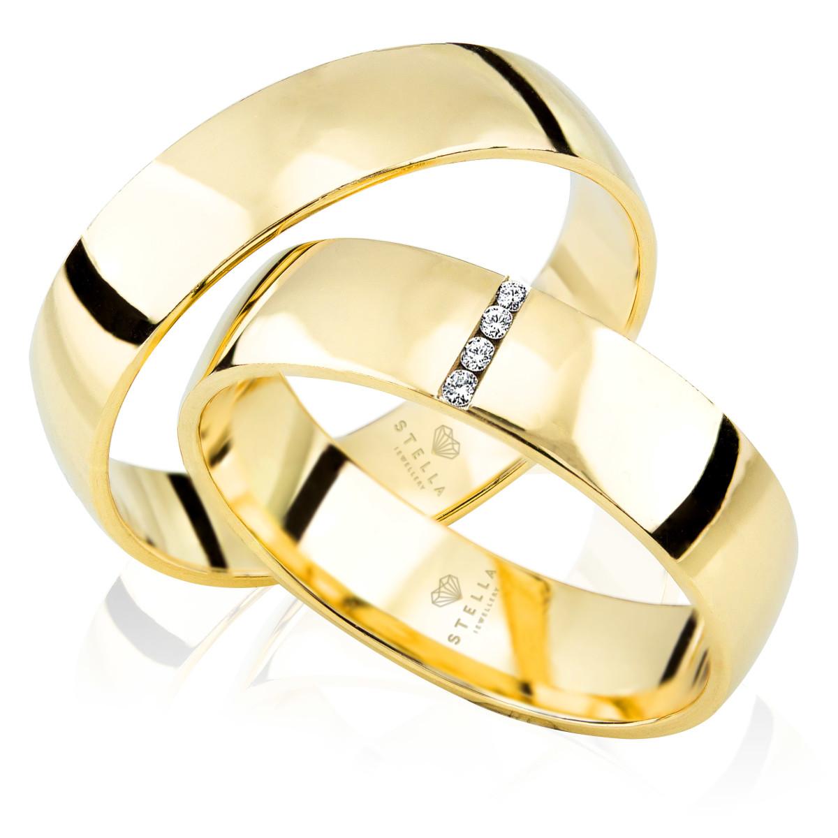 2 Xtrauringe Gg 585 Hochzeitsringe Verlobungsringe Eheringe Gravur Etui 4xzirko