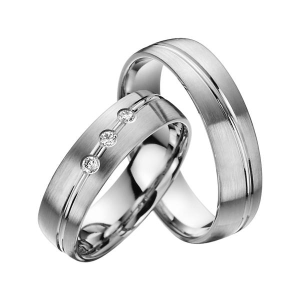 2 x Platin 600 Trauringe Hochzeitsringe Verlobungsringe Eheringe Partnerringe R620