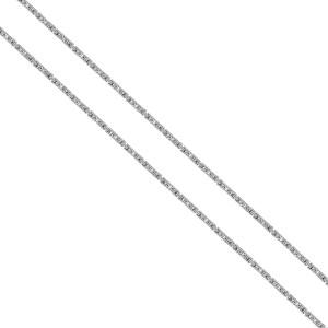 925er Sterling Silber Königskette Massiv 2 mm...