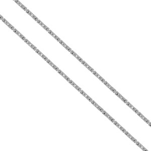 925er Sterling Silber Königskette Massiv 4 mm...